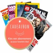 Gratis Bladen Cadeaubon t.w.v. € 2,50