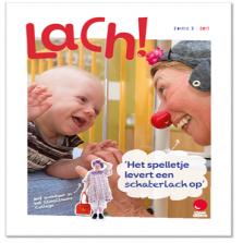 Gratis proefnummer magazine Lach