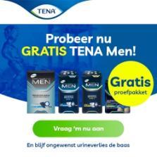 Gratis TENA Men samples