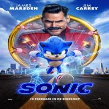 Win bioscoopkaartjes voor Sonic
