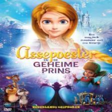 Win de dvd Assepoester en de Geheime Prins