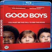 Win de film Good Boys op een dvd
