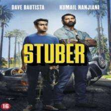 Win de film Stuber op een bu-ray