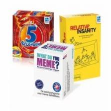 Win dit gevarieerde Megableu spellenpakket