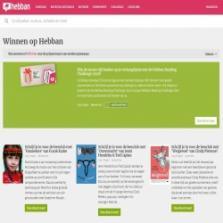 Win diverse boeken op Hebban.nl