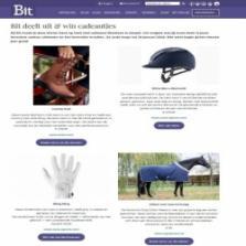 Win diverse paardensport prijzen