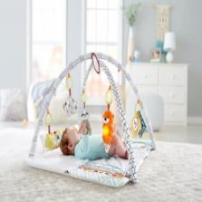 Win een fisher-price Deluxe Gym