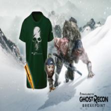 Win een Ghost Recon goodiepakket
