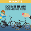 Win een heren of damesfiets