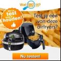 Win een Philips of Tefal Airfryer
