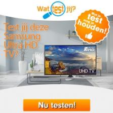 Win een Samsung Ultra HD TV