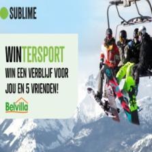 Win een wintersport in Oostenrijk