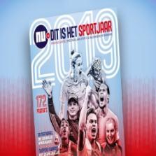 Win het blad Dit is sportjaar 2019