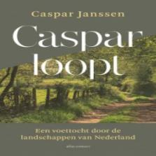 Win het boek Caspar loopt