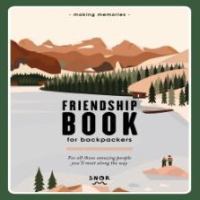 Win het boek Friendship book for backpackers