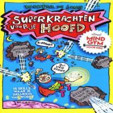 Win het boek Superkrachten voor je hoofd