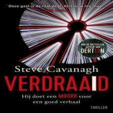 Win het boek Verdraaid - Steve Cavanagh