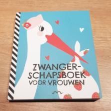Win het boek Zwangerschapsboek voor vrouwen