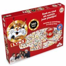 Win het gezelschapsspel Lynx