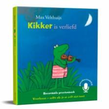 Win het kinderboek Kikker is verliefd