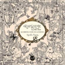 Win het kleurboek Rapsodie in het bos