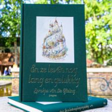Win het nieuwe groene sprookjesboek