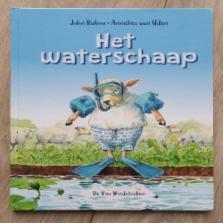 Win het prentenboek Het waterschaap