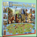 Win het spel Carcassonne Big Box