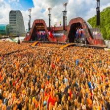 Win tickets voor 538 Koningsdag in Breda